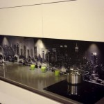 City Skyline Splashback