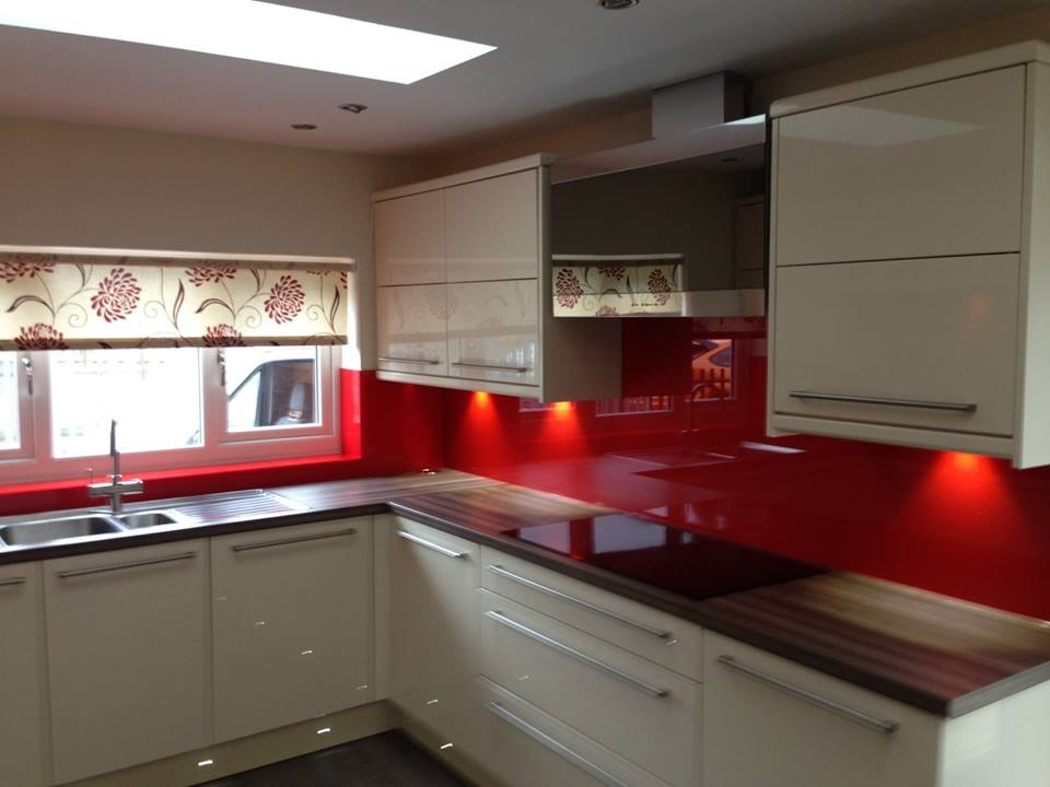 Bespoke Glass Splashbacks Granite Worktop Solutions