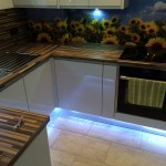 Sunflower Splashback